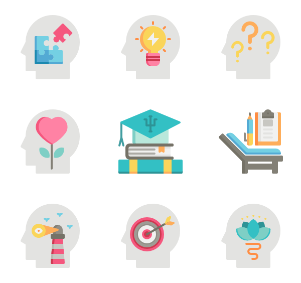 Motivation clipart ladder. Icons free vector psychology
