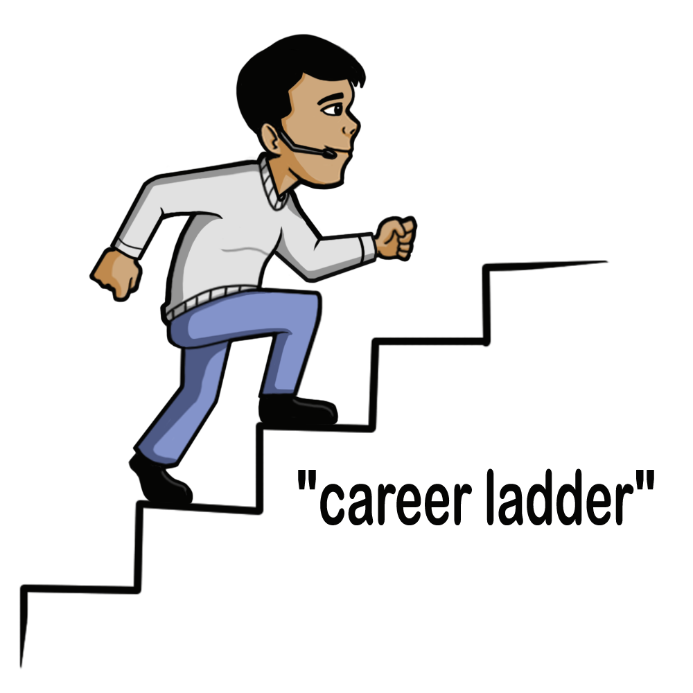 ways to successfully. Motivation clipart ladder