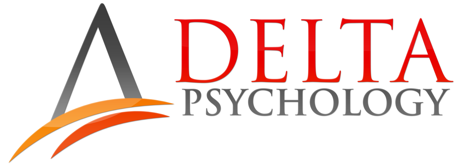 Delta psychology . Motivation clipart psych