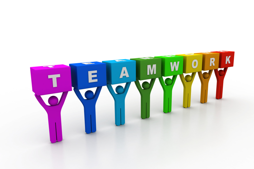Motivation clipart team player. Free inspirational teamwork cliparts