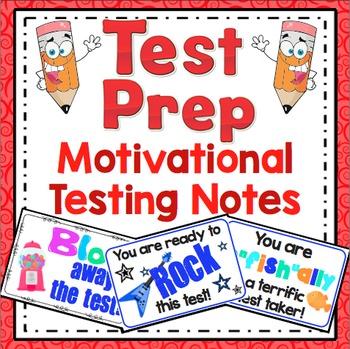Prep motivational testing notes. Motivation clipart test motivation