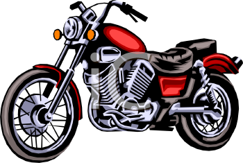 Free clip art pictures. Motorcycle clipart