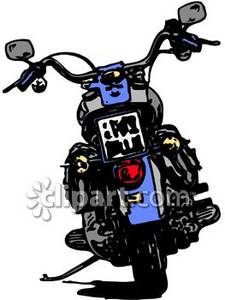 Of a big royalty. Motorcycle clipart back