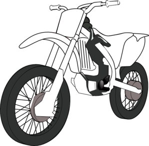 Free cliparts download clip. Motorcycle clipart black and white