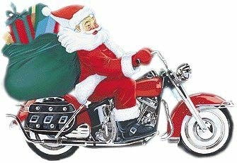 Motorcycle clipart christmas. Free cliparts download clip