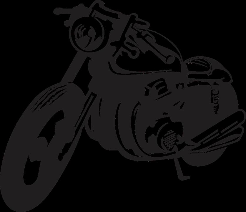 Motorcycle clipart craft. Image associ e biker