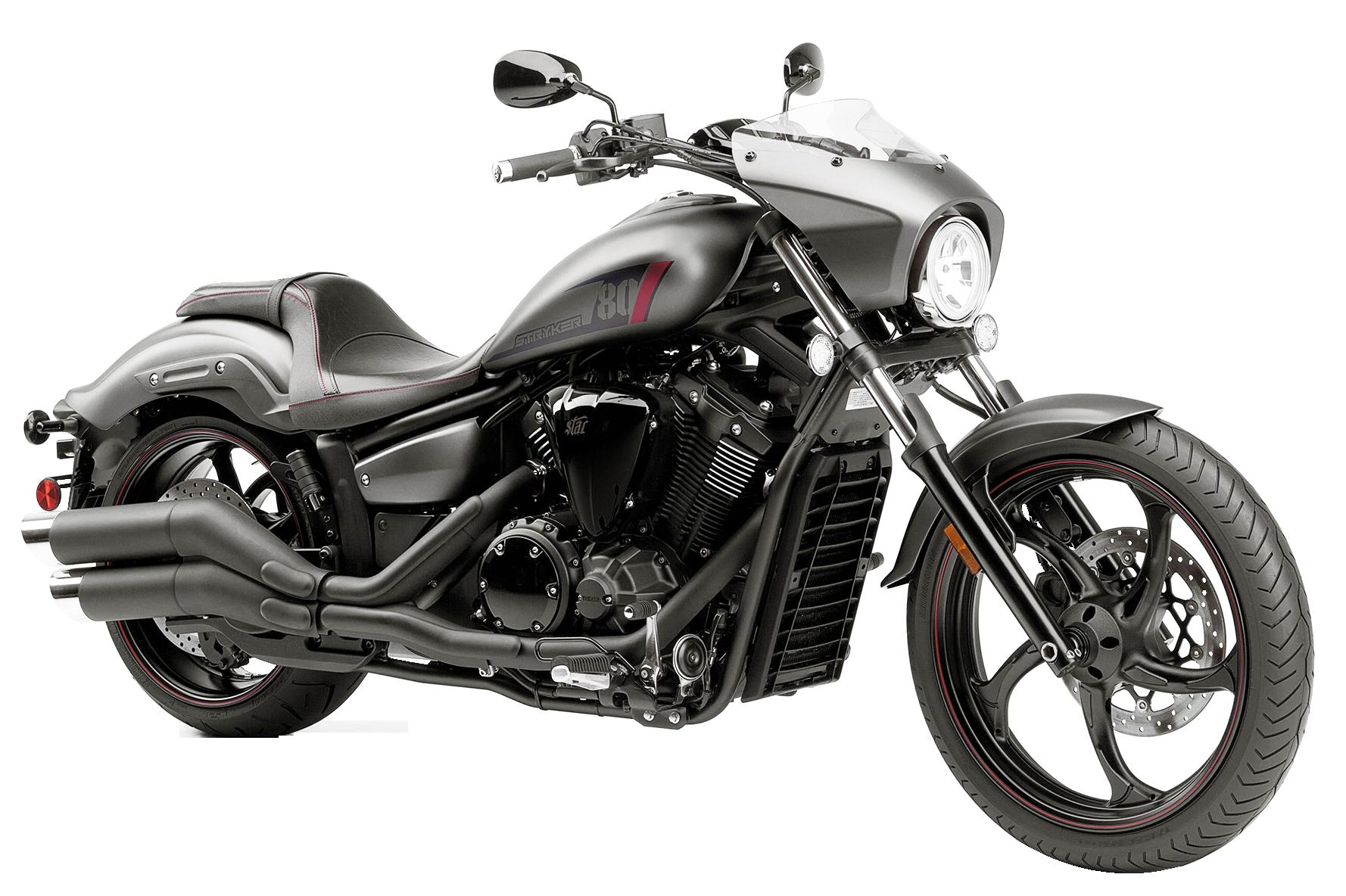 Motorcycle clipart cruiser motorcycle. Yamaha stryker bullet cowl