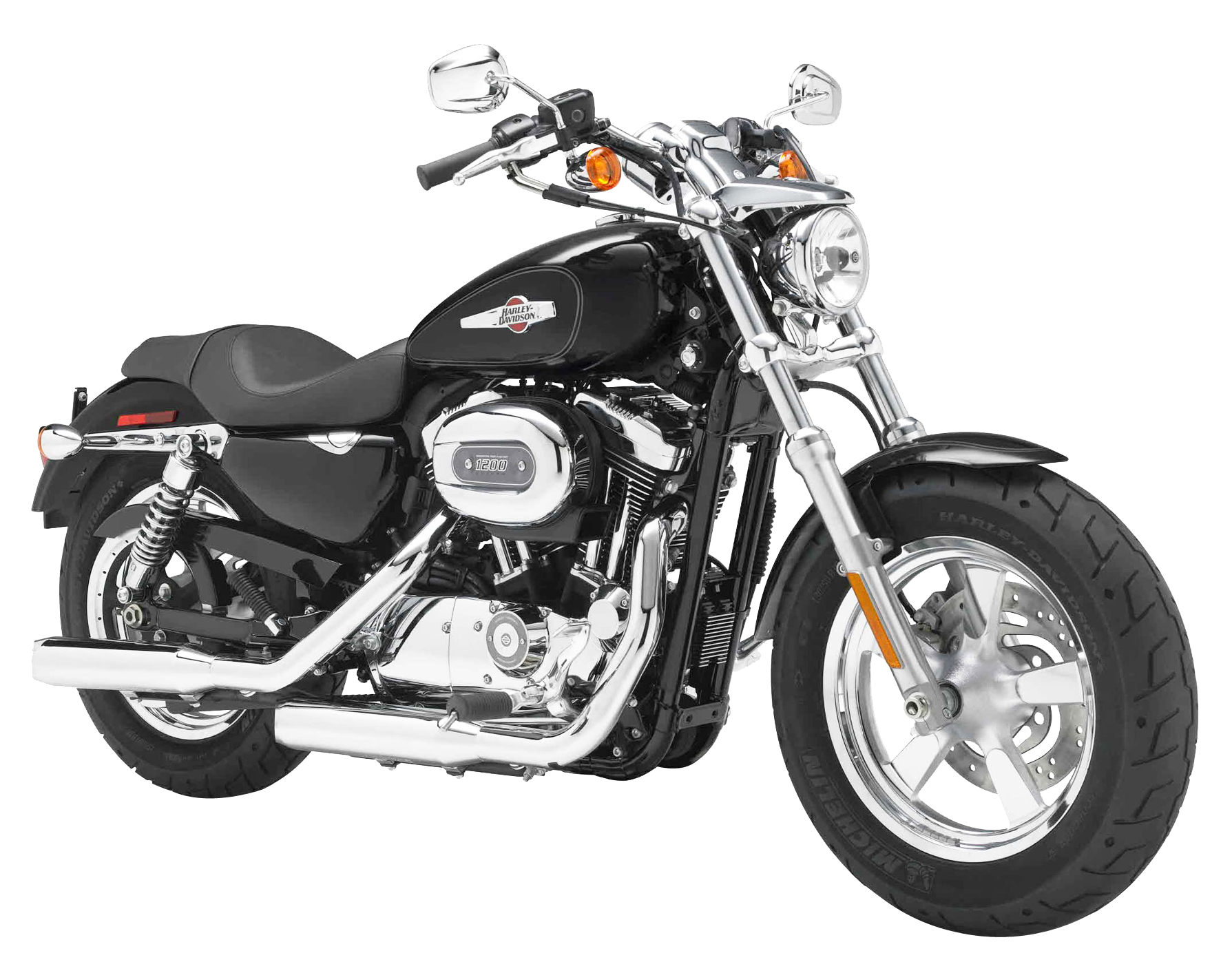 Motorcycle clipart custom motorcycle. Harley davidson sportster bike