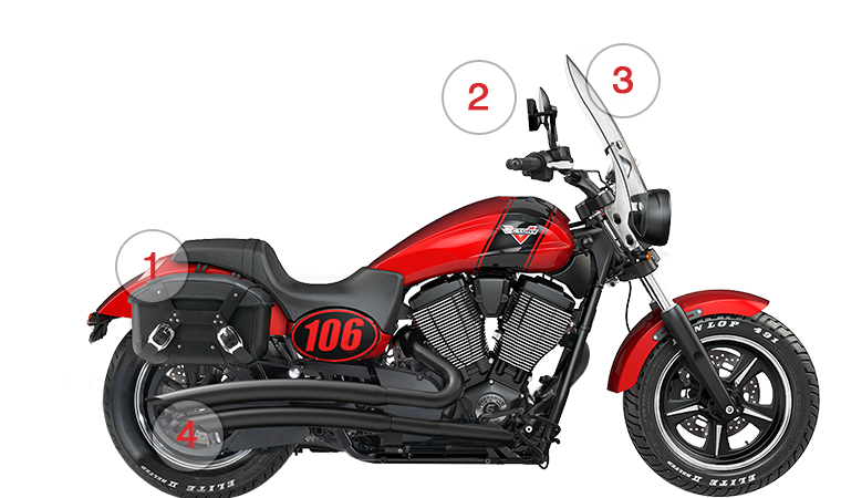 victory judge au. Motorcycle clipart delivery