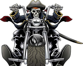 Cliparts zone . Motorcycle clipart halloween