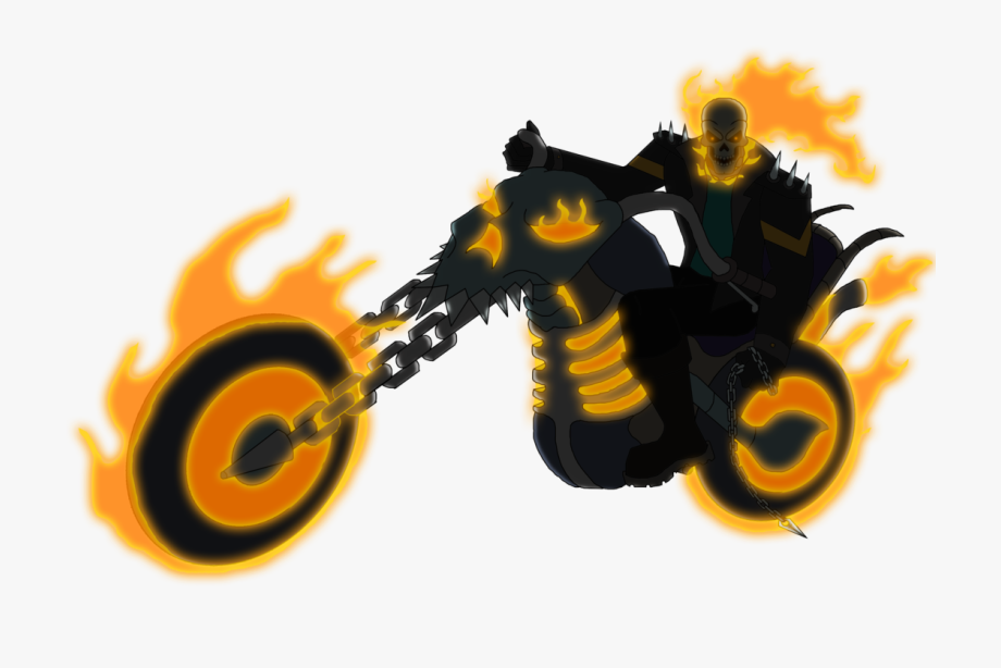 Image result for ghost. Motorcycle clipart halloween