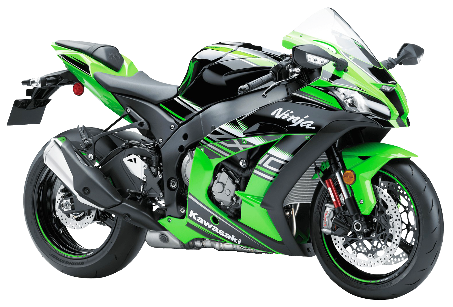 Motorcycle clipart hayabusa. Kawasaki ninja green bike