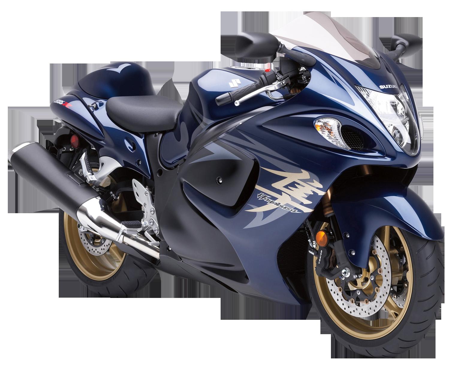 Motorcycle clipart hayabusa. Suzuki sport png image