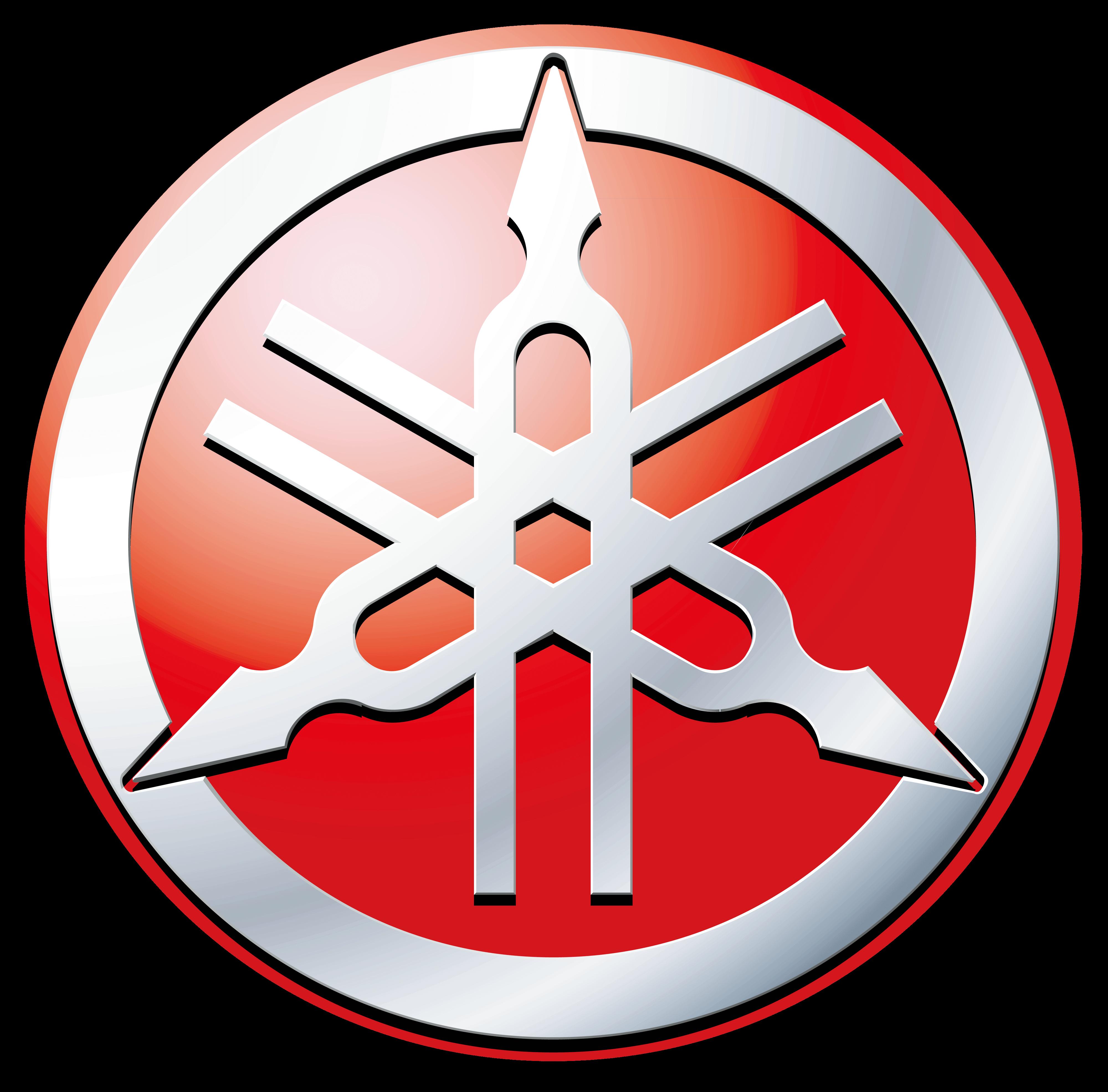 Yamaha logo red logos. Motorcycle clipart motorcycle burnout