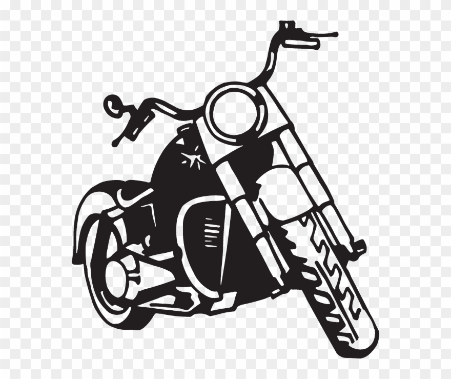 Front view pinclipart . Motorcycle clipart motorcycle drawing