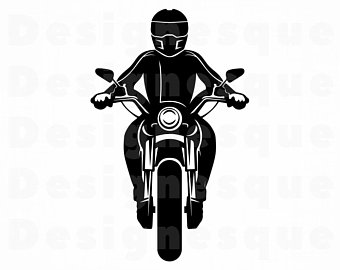 Rider svg etsy . Motorcycle clipart motorcycle driver