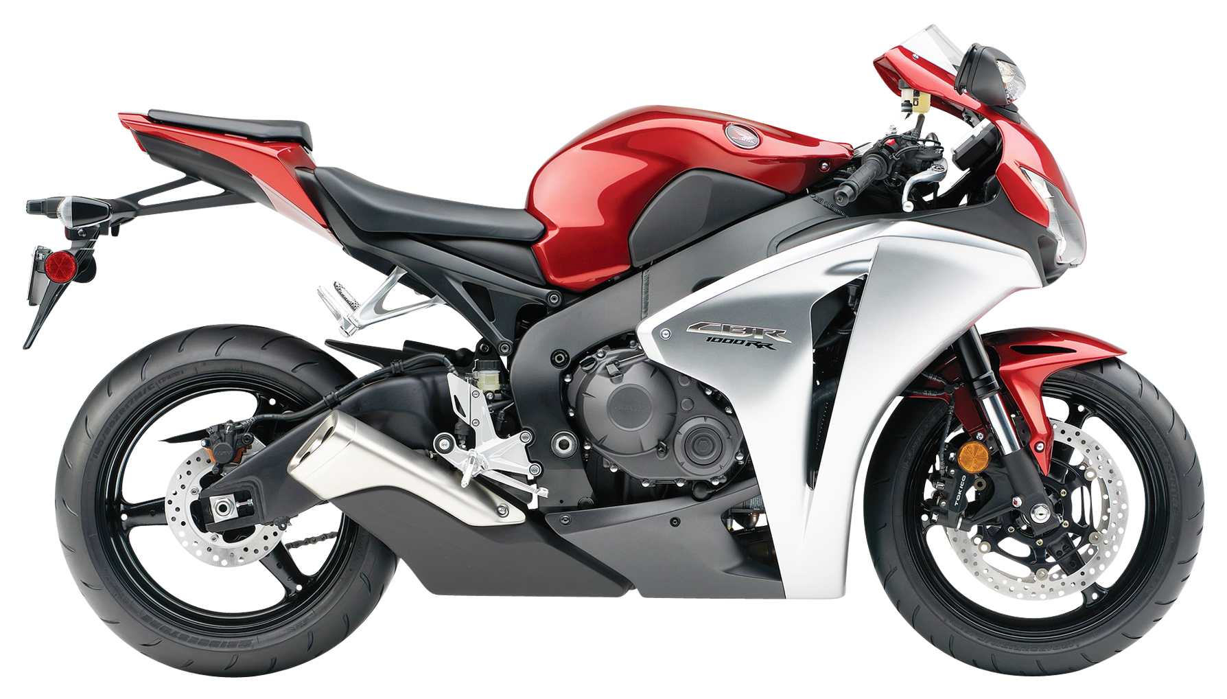 Motorcycle clipart motorcycle honda. Cbr rr red bike
