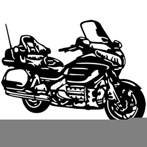 Free images at clker. Motorcycle clipart motorcycle honda
