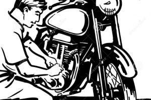 Motorcycle clipart motorcycle repair. Portal