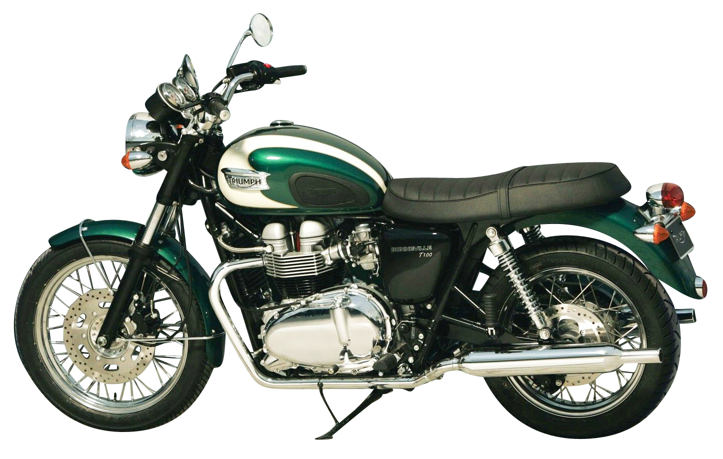Motorcycle clipart motorcycle tank. Triumph bonneville t bike