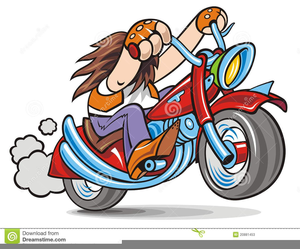 Funny free images at. Motorcycle clipart public domain