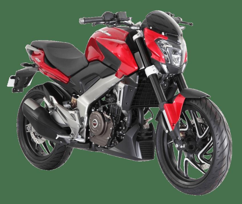 Bajaj pulsar bike png. Motorcycle clipart red motorcycle