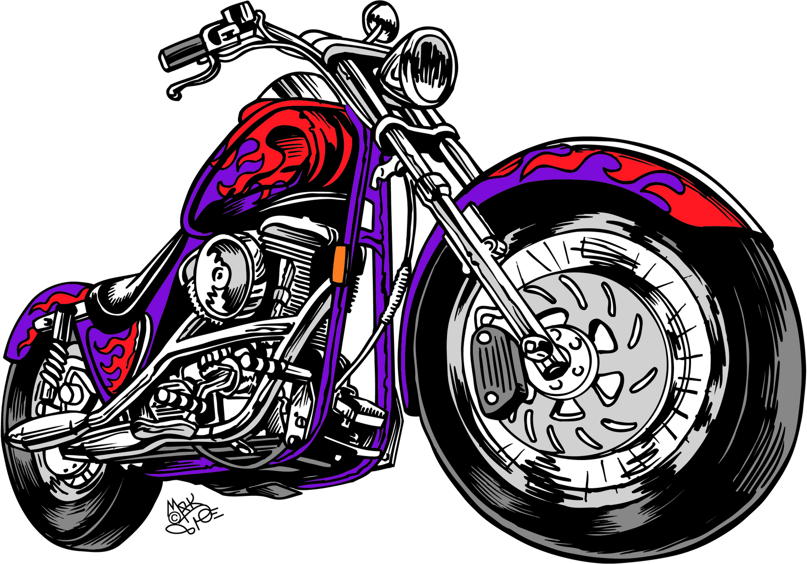 Motorcycle clipart retro motorcycle. Free vintage motorcyle cliparts