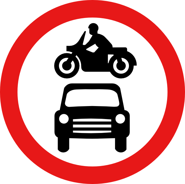 Road Signs Evel Knievel Clip Art at Clker