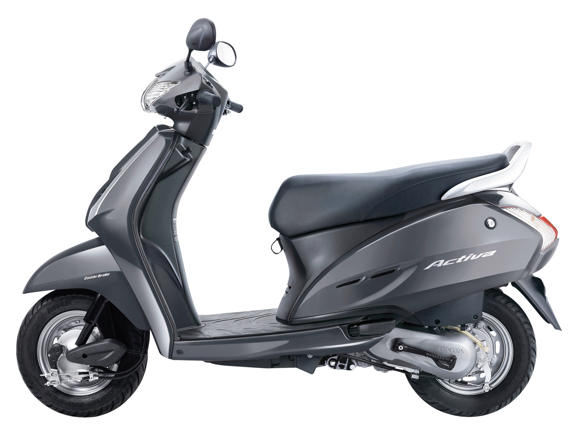 Honda activa g png. Motorcycle clipart scooty