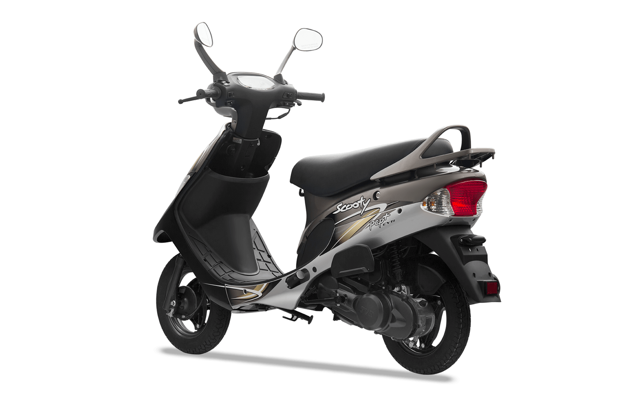 Tvs pep plus photo. Motorcycle clipart scooty