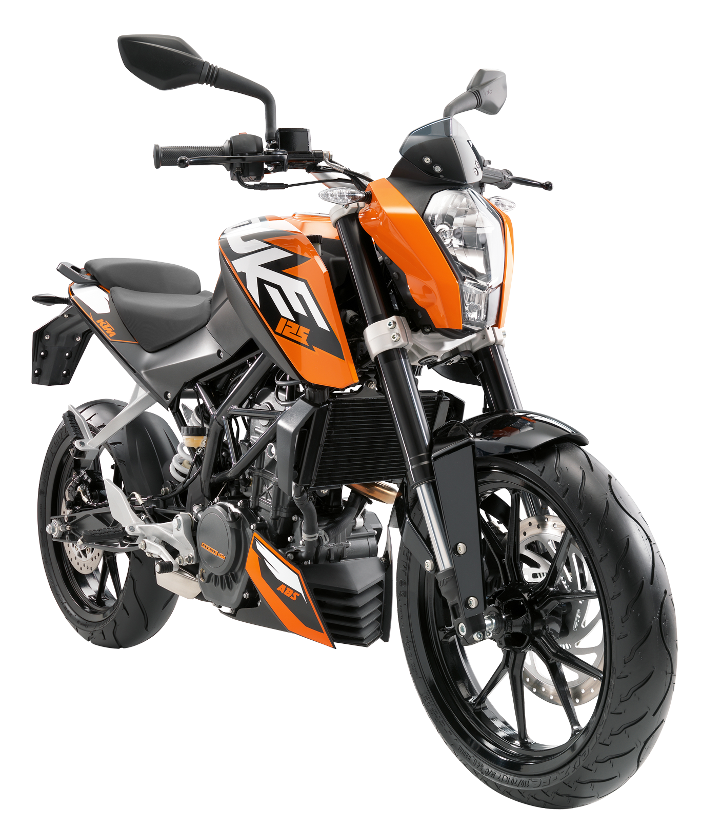 Ktm duke bike png. Motorcycle clipart scooty