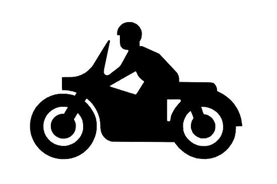 Motorcycle clipart simple. Google search paper crafting