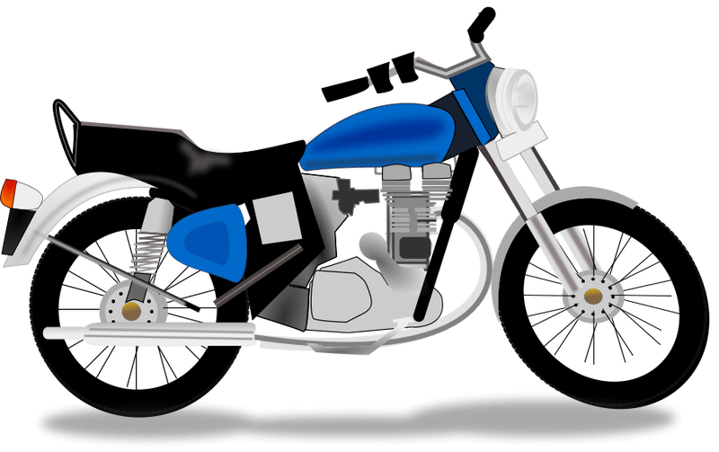 Free carnmotors com images. Motorcycle clipart simple