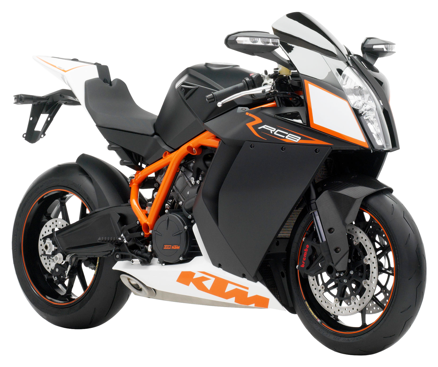 Ktm rc bike png. Motorcycle clipart sport motorcycle