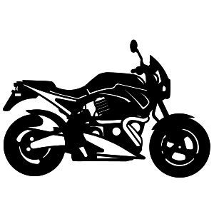 Motorcycle clipart stencil. Free motorcylce cliparts download