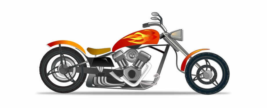 Free download clip art. Motorcycle clipart transparent background