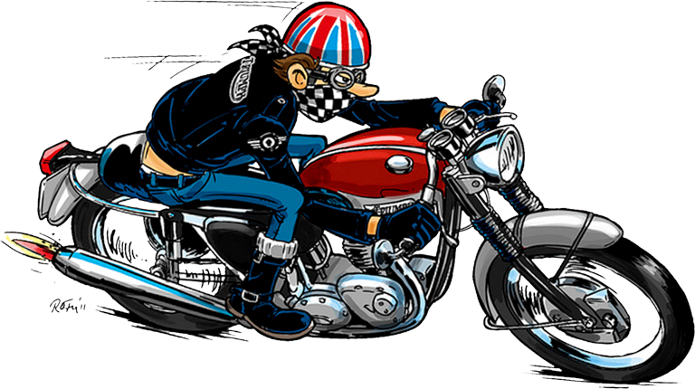 Motorcycle clipart triumph motorcycle. Motorcycles ltd bicycle motard
