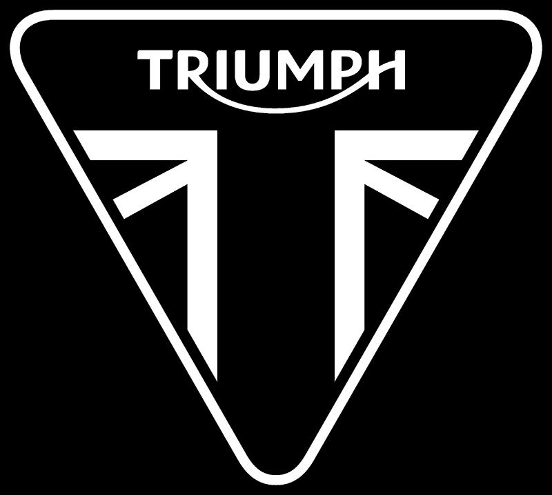 Triumph Motorcycle Logo Clip Art