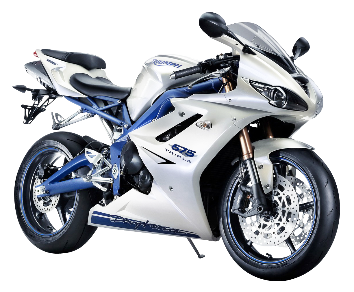 Png images pngpix daytona. Motorcycle clipart triumph motorcycle