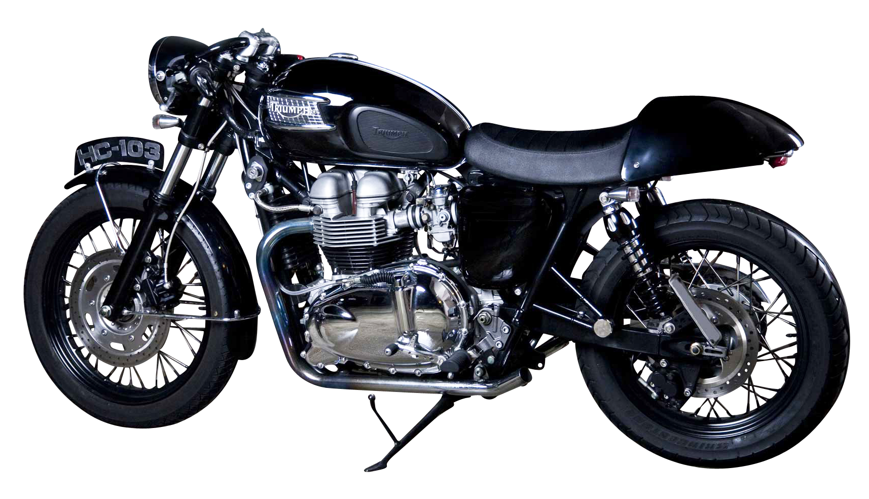 Motorcycle clipart triumph motorcycle. Hc bike png image