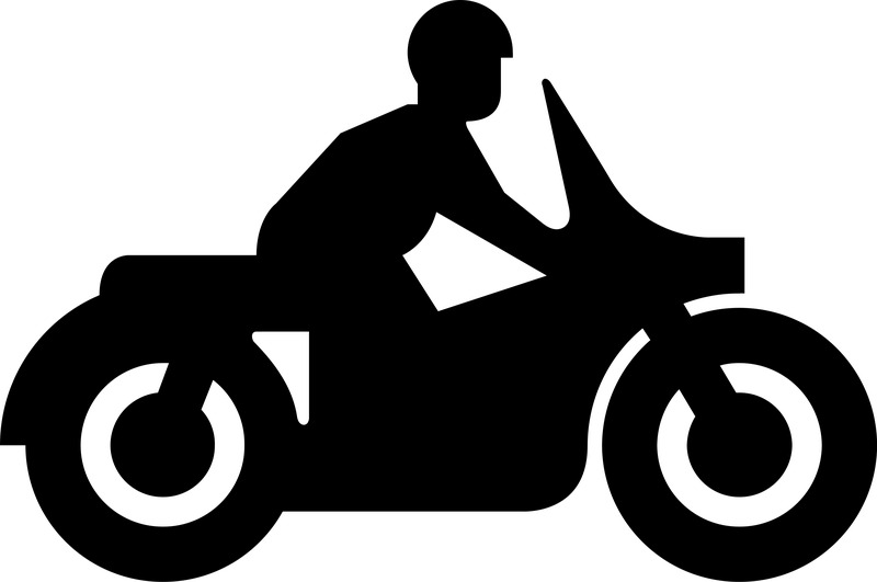 Motorcycle clipart vector. Carnmotors com silhouette cliparts
