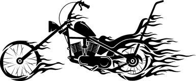 Motorcycle clipart vector. Stock illustrations vectors