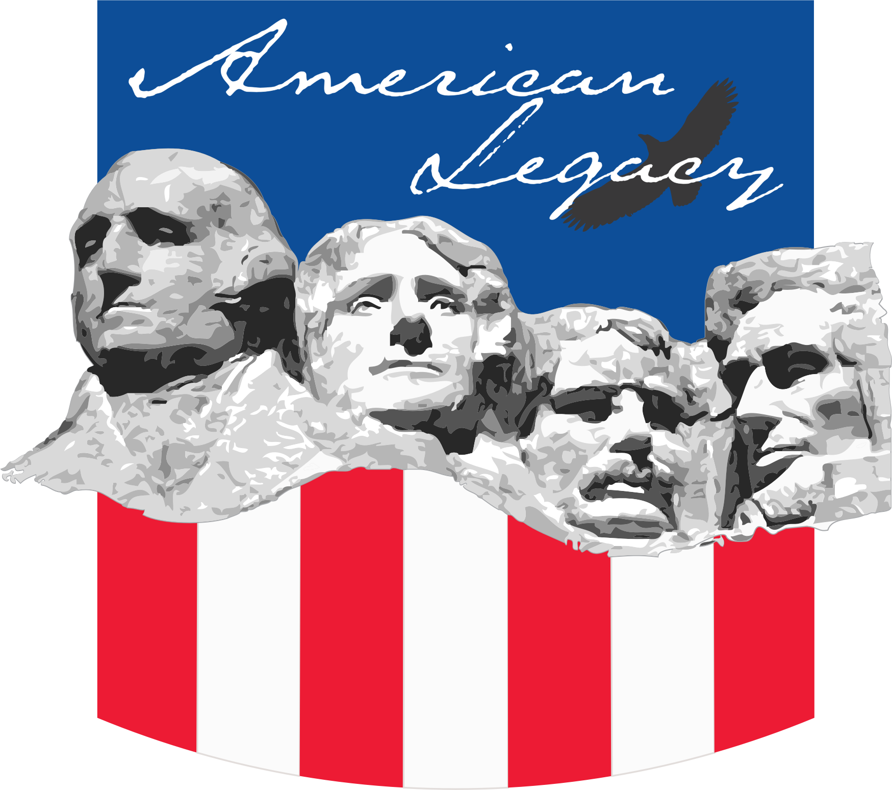 American legacy mt big. Mount rushmore clipart