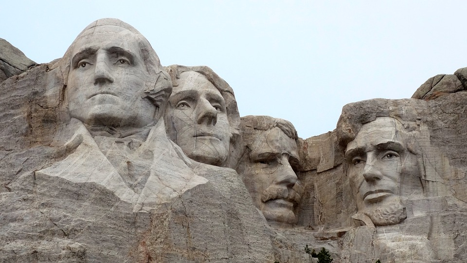 Mount rushmore clipart landmark america. Free photo presidents monument