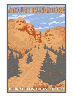 Mount rushmore clipart national parks.  best images mont