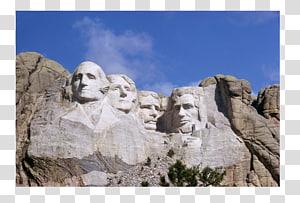 South dakota u s. Mount rushmore clipart national parks