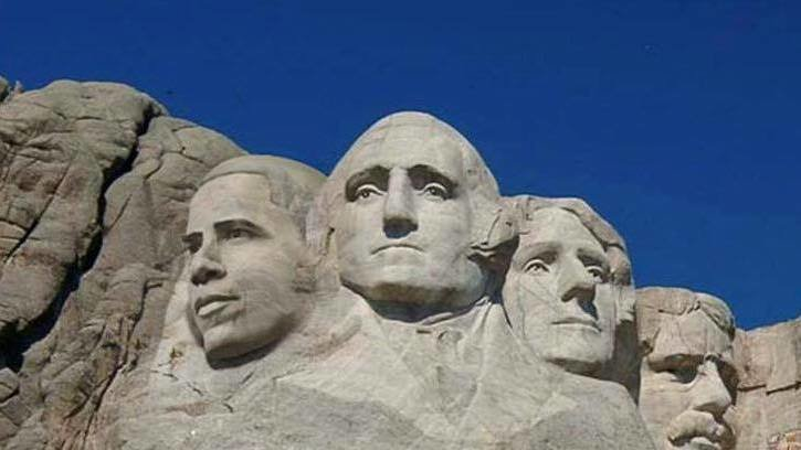 Mount rushmore clipart national parks. Petition service add president