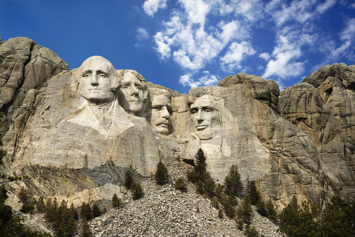 Mount rushmore clipart national parks. Memorial png free