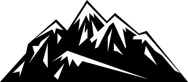 Clipart mountains clip art. Free mountain clipartandscrap gclipart
