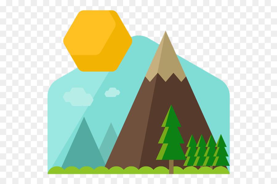 Green grass background . Mountain clipart cartoon